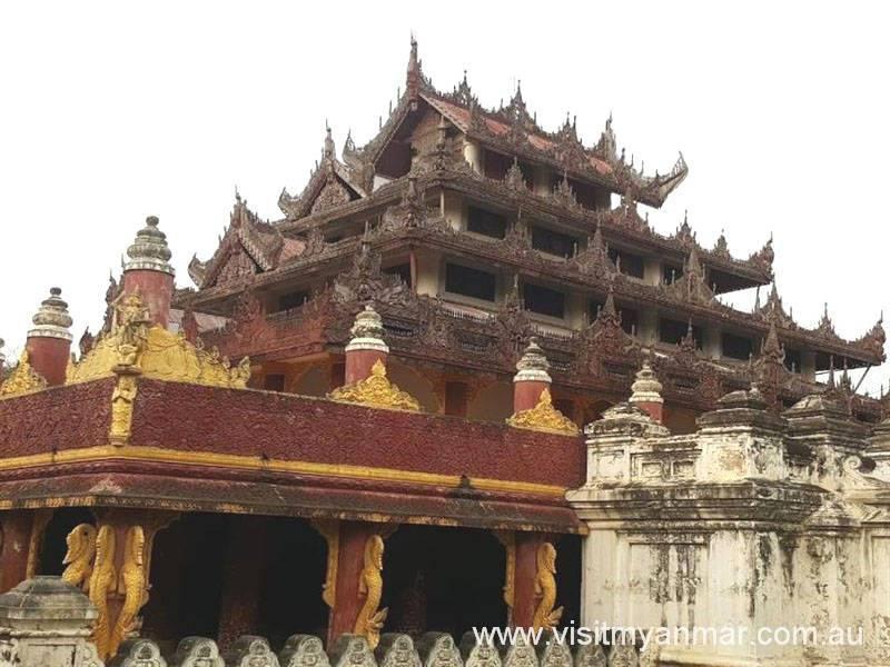 Bagaya-Monastery-Amarapura-Mandalay-Visit-Myanmar (2)