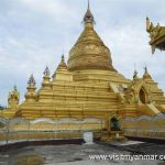Kuthodaw寶塔 - 曼德勒 - 訪問 - 緬甸 -  2017年