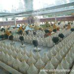 Kuthodaw寶塔 - 曼德勒 - 訪問 - 緬甸 (3)