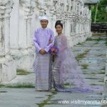 Kuthodaw寶塔 - 曼德勒 - 訪問 - 緬甸 (7)