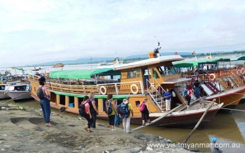Mingun-Ferry-Mandalay-Visit-Myanmar