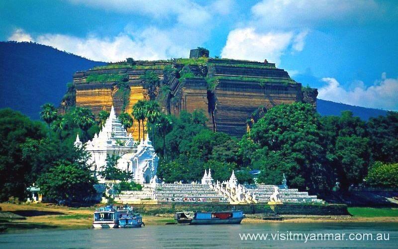 Mingun-Mandalay-Visit-Myanmar