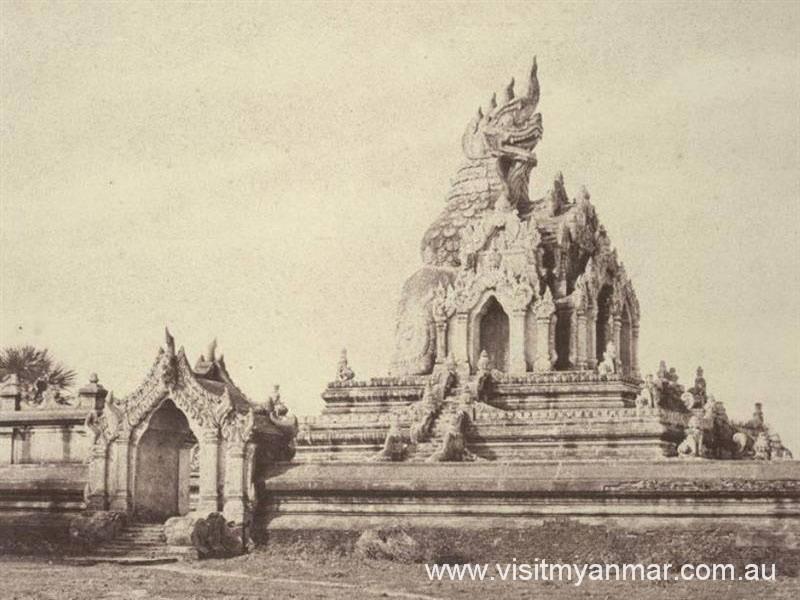 Nagayon-Pagoda-Amarapura-Mandalay-1855-Visit-Myanmar