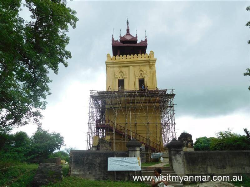 Nanmyin-Watchtower-Inwa-Visit-Myanmar (1)